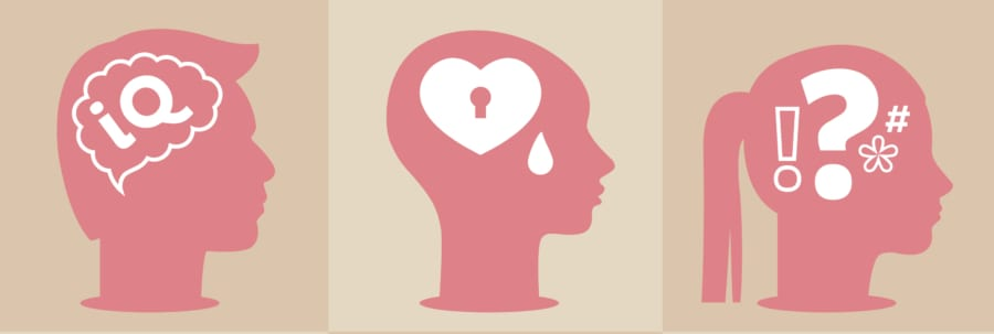 quotient intellectuel versus quotient émotionnel chloe sargis